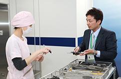 医疗器械销售事业