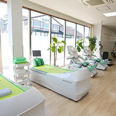Medical facility establishment support
