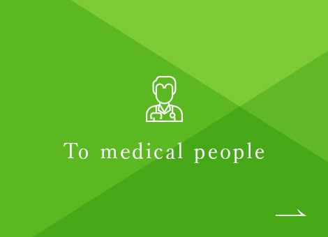 To medical people